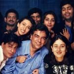 This picture of Shah Rukh Khan, Kareena Kapoor and Karan Johar is a MAJOR throwback!