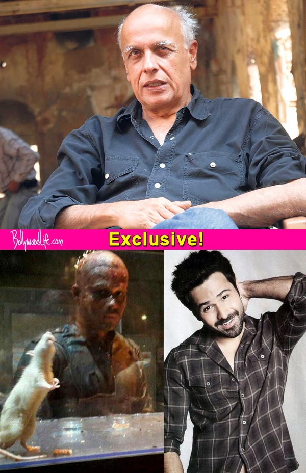 Mahesh Bhatt: All the VFX work on Emraan Hashmi's Mr X has been done in India!