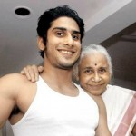 Prateik Babbar's grandmother Vidyatai Patil passes away