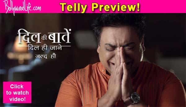 Dil Ki Baatein Dil Hi Jaane: Ram Kapoor has a Deewar moment – watch video!