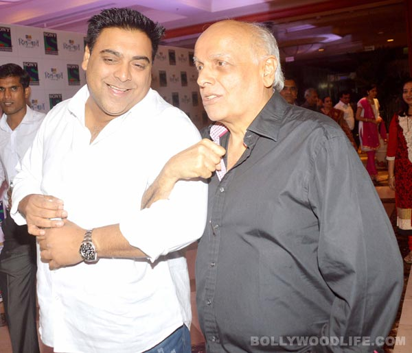 When Ram Kapoor threatened to walk out on the media…