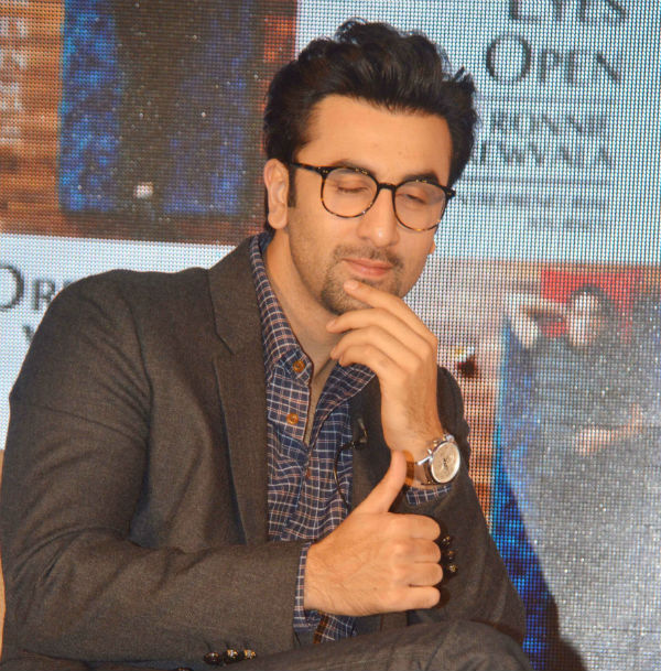 Do you like Ranbir Kapoor's geeky look? View pics ...