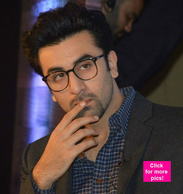 Do you like Ranbir Kapoor\'s geeky look? View pics! - Bollywoodlife.com