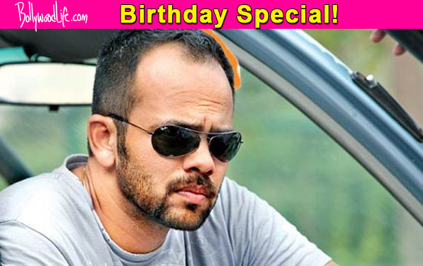 Birthday Special: 5 reasons why Rohit Shetty is a rockstar!