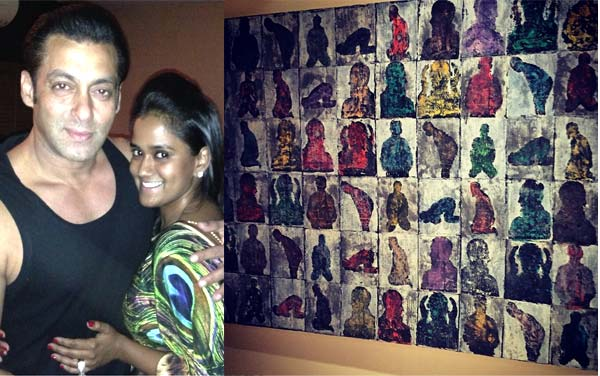 Salman Khan Wedding Gift For Sister : Youve got to see Salman Khans special gift to sister Arpita!