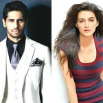 Are Sidharth Malhotra and Kriti Sanon working together in a film?