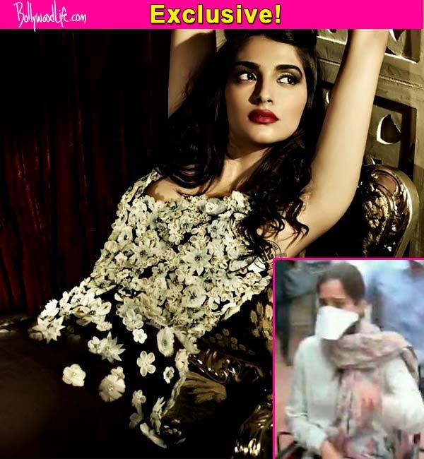 Swine flu stops Sonam Kapoor from shooting for Farah Ki Daawat!