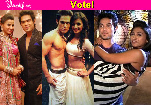 Who does Dil Dosti Dance's Kunwar Amar look best with? Vote!