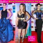 Waluscha De Sousa, Sofia Hayat, Rakhi Sawant: Who was the worst dressed celeb this week?