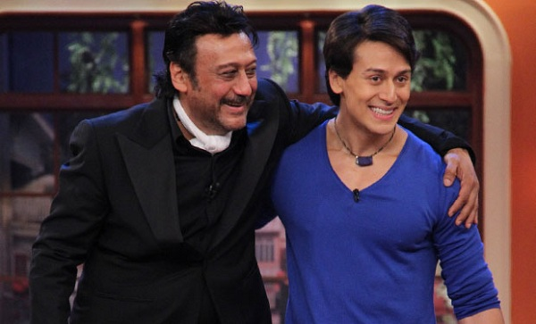 I would love to work with Tiger Shroff, says Jackie Shroff