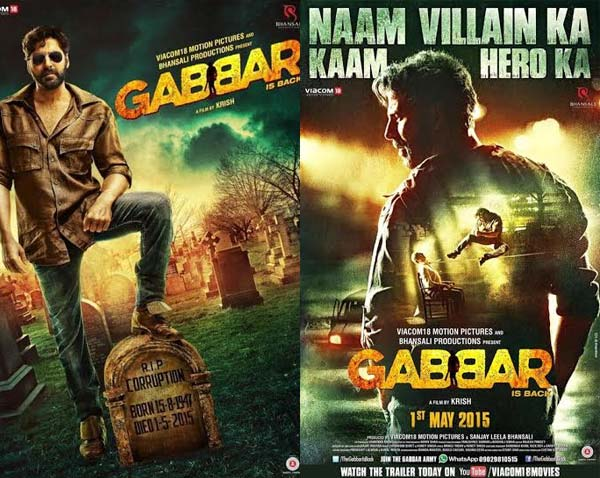 download the Gabbar Is Back man 2 full movie