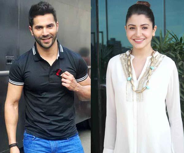What is common between Anushka Sharma and Varun Dhawan?