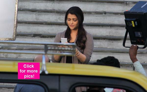 Aishwarya Rai Bachchan breaks down while shooting for Jazbaa- view pics!