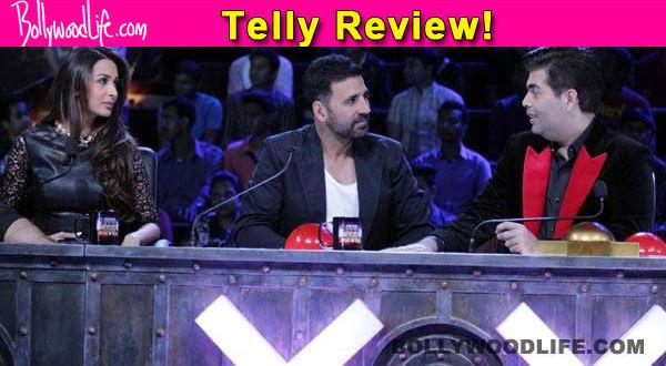 India's Got Talent 6 TV review: Akshay Kumar joins Karan Johar-Malaika Arora Khan as judge for the enjoyable first episode!