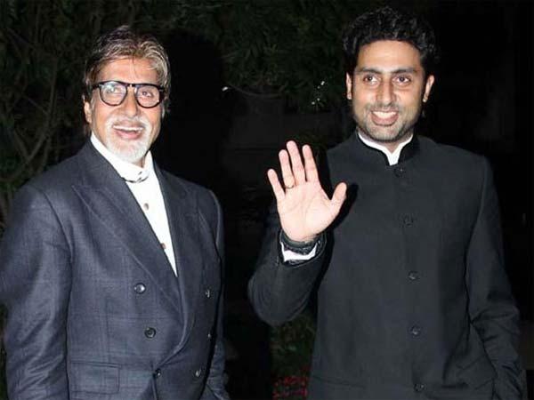 Amitabh Bachchan and Abhishek Bachchan gearing up for Ram Gopal Varma's Sarkar 3?