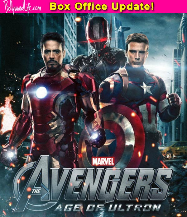 Box Office Collection Avengers Age Of Ultron Mints Rs 2280 Crores On Day 2 In
