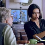 Why is Deepika Padukone yelling at Amitabh Bachchan? Watch video!