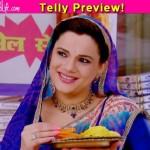 Diya Aur Baati Hum: Kanika Maheshwari aka Meenakshi is back on the show!