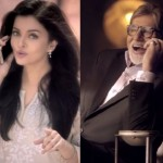 Aishwarya Rai Bachchan and Amitabh Bachchan flaunt their Tamil skills in a jewellery commercial – watch video!