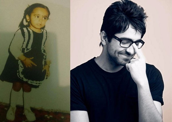 Have you seen Ayushmann Khurrana dressed as a baby girl? View pic!