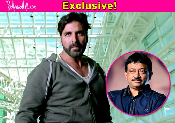Akshay Kumar: Gabbar Is Back is not a remake of Sholay; RGV has done that once!
