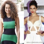 Kangana Ranaut beats Deepika Padukone to bag the role of Fearless Nadia in Vishal Bhardwaj's next!