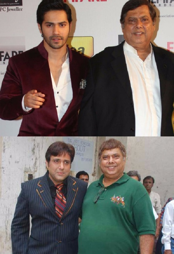 Varun Dhawan: Govinda spoilt my father David Dhawan