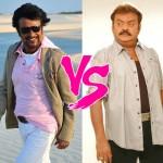 Rajinikanth or Vijayakanth – Who is the bigger superhero?