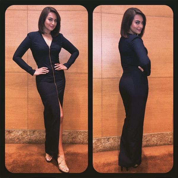 Image result for sonakshi sinha hand on waist
