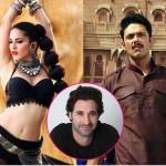 Why did Sunny Leone's husband Daniel Weber pose as Mohit Ahlawat's body double in Ek Paheli Leela?