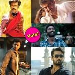 9th Vijay Awards: Rajinikanth, Dhanush, Ajith, Vijay and Suriya battle it out for the Favourite Hero award!
