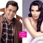 Salman Khan-Kim Kardashian: Same to same?