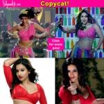 Madhuri Dixit, Vidya Balan, Jenifer Lopez, Marilyn Monroe – 4 times when Sunny Leone aped a famous celebrity!
