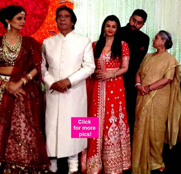Amitabh Bachchan Hrithik Roshan Abhishek Bachchan And Aishwarya