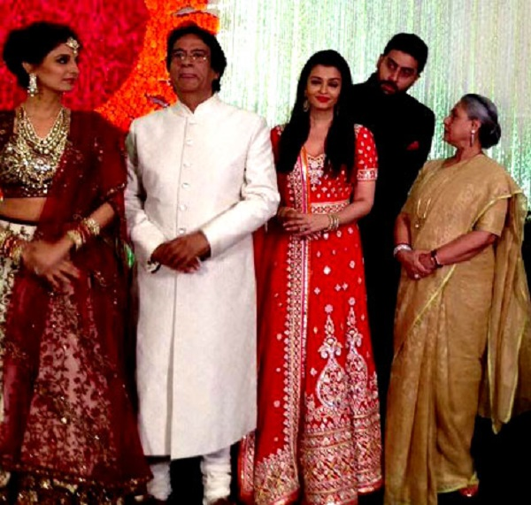 The Rang De Basanti Actor Got Married To Big Bs Niece Naina Bachchan At Seychelles In An Intimate Ceremony