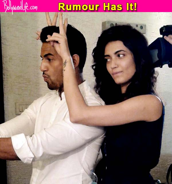upen patel and karishma relationship test