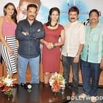 Kamal Haasan, Andrea Jermiah and Pooja Kumar promote Uttama Villain!