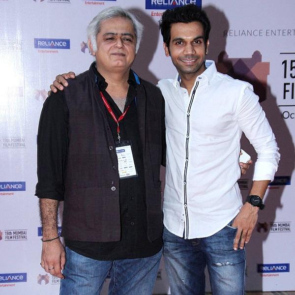 Hamari Adhuri Kahani's Rajkummar Rao has a special request from Shahid director Hansal Mehta