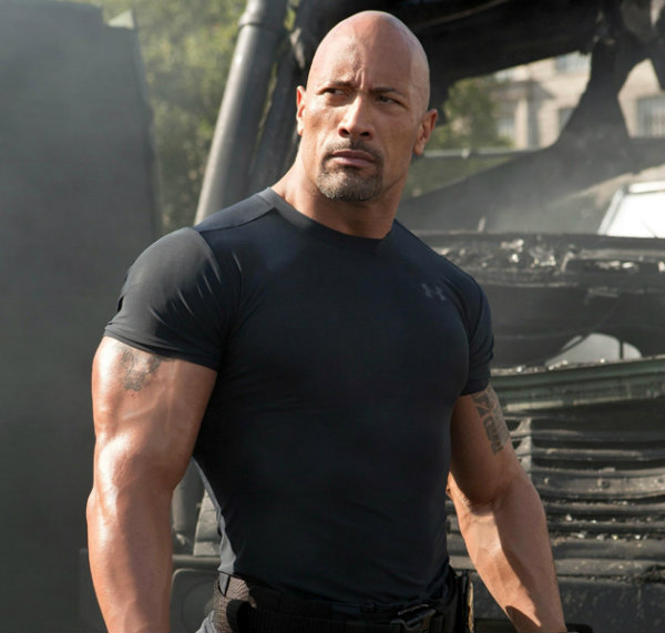 wow dwayne johnson confirms return to fast and furious 8. Black Bedroom Furniture Sets. Home Design Ideas