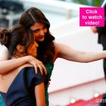 Watch Aishwarya Rai Bachchan break the 'No Selfies' rule at the Cannes 2015 red carpet with Eva Longoria!