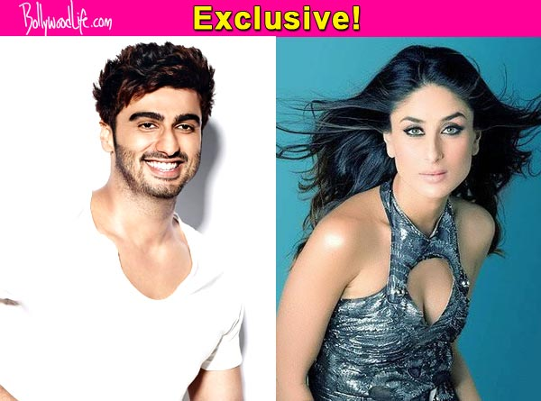 Arjun Kapoor to romance Kareena Kapoor Khan in his next!