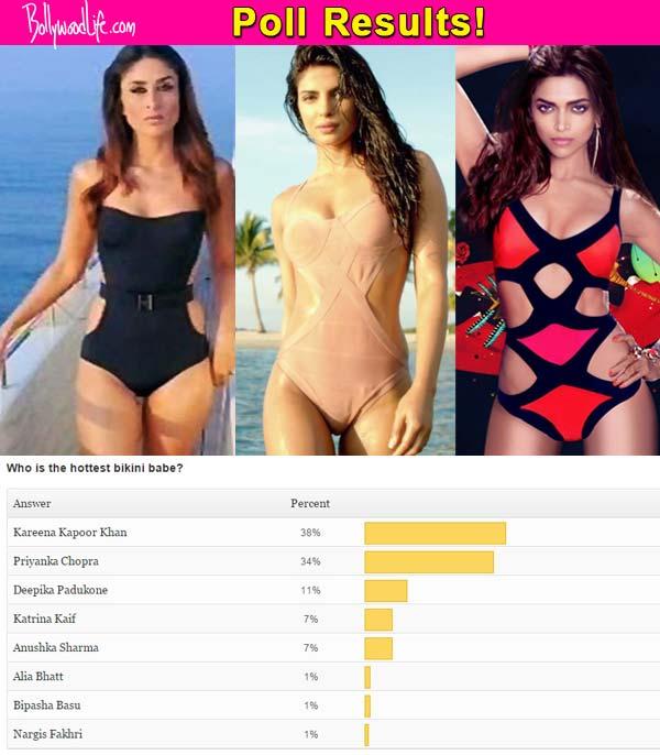 Kareena kapoor bikini know