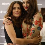 Beauties galore: Aishwarya Rai Bachchan and Salma Hayek exchange a warm hug at Cannes Film Festival!