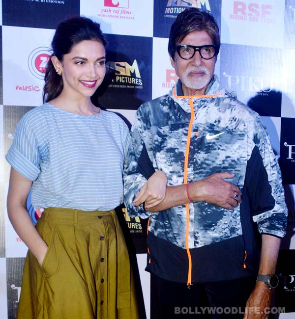 Here's why Deepika Padukone and Amitabh Bachchan are not going all out for Piku promotions…