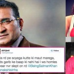 Sonakshi Sinha and Babul Supriyo bash Abhijeet Bhattacharya for his insensitive tweets on Salman Khan's 2002 hit-and-run case verdict!