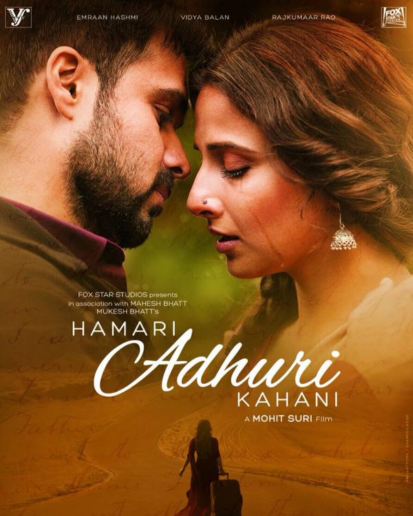 Why Hamari Adhuri Kahani is an important release for Emraan Hashmi and Vidya Balan?
