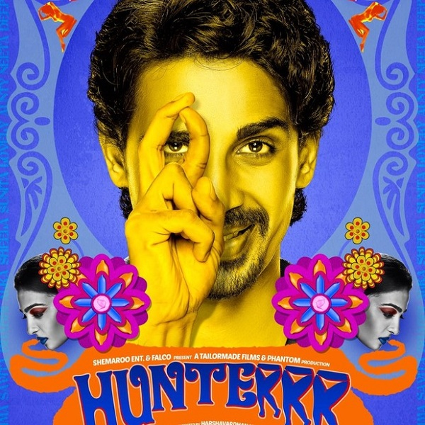 How is Gulshan Devaiah-Radhika Apte starrer Hunterrr being telecast on TV?