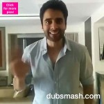Jackky Bhagnani's Hi Aunty dubsmash is so not cool!