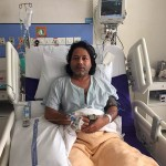 Singer Kailash Kher rushed to the hospital
