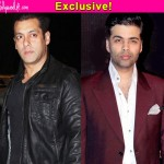 Has the Shhuddhi debacle affected Salman Khan's friendship with Karan Johar?